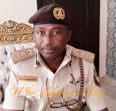 Nigerian Immigration Service to employ 1,112 officers