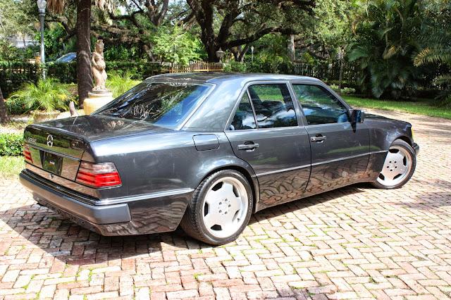 1993 Mercedes Benz 500E W124 BENZTUNING