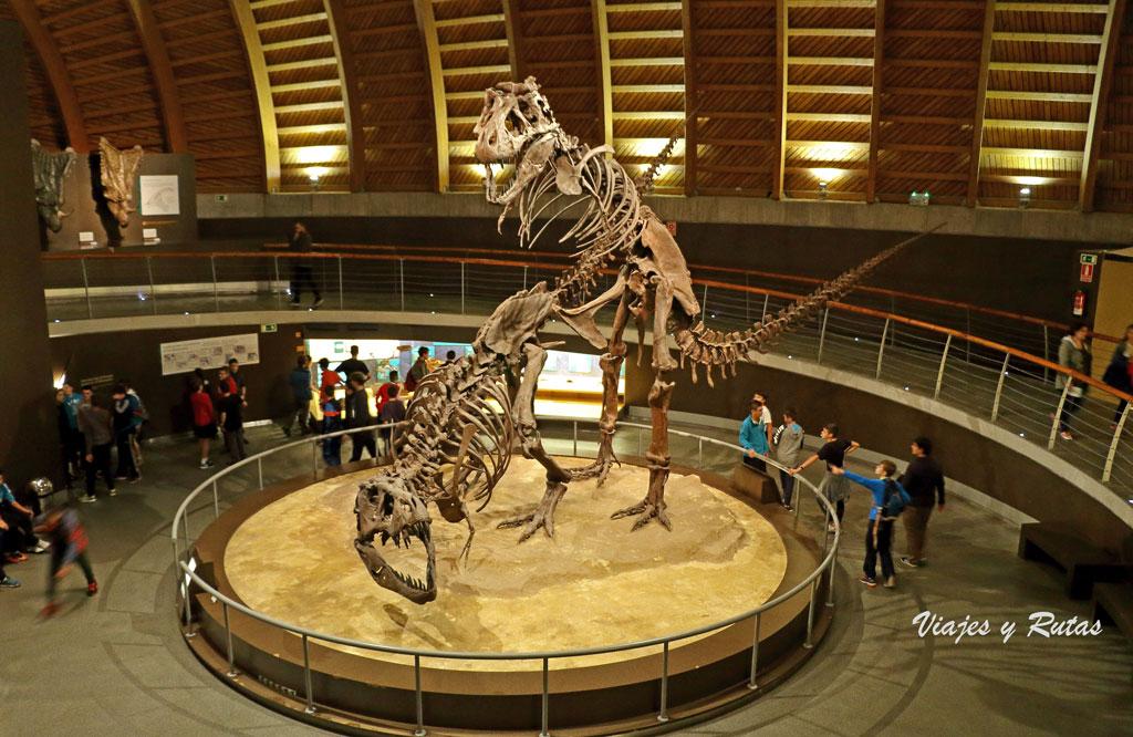 Museo Jurásico de Asturias, Colunga, Asturias
