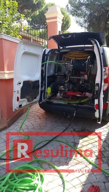 desatascos Sevilla redes saneamiento