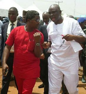 Fayose and Lere Olayinka