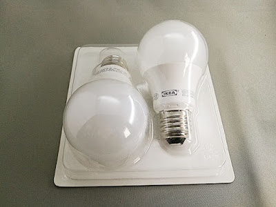 IKEA LED電球 400lm 40W(6.3W) E26
