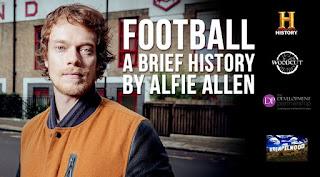 Football: A Brief History Δειτε online Ντοκιμαντερ με ελληνικους υποτιτλους