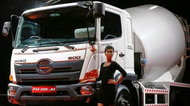 NEW RANGER HINO 500 Series FM 285 JM CR