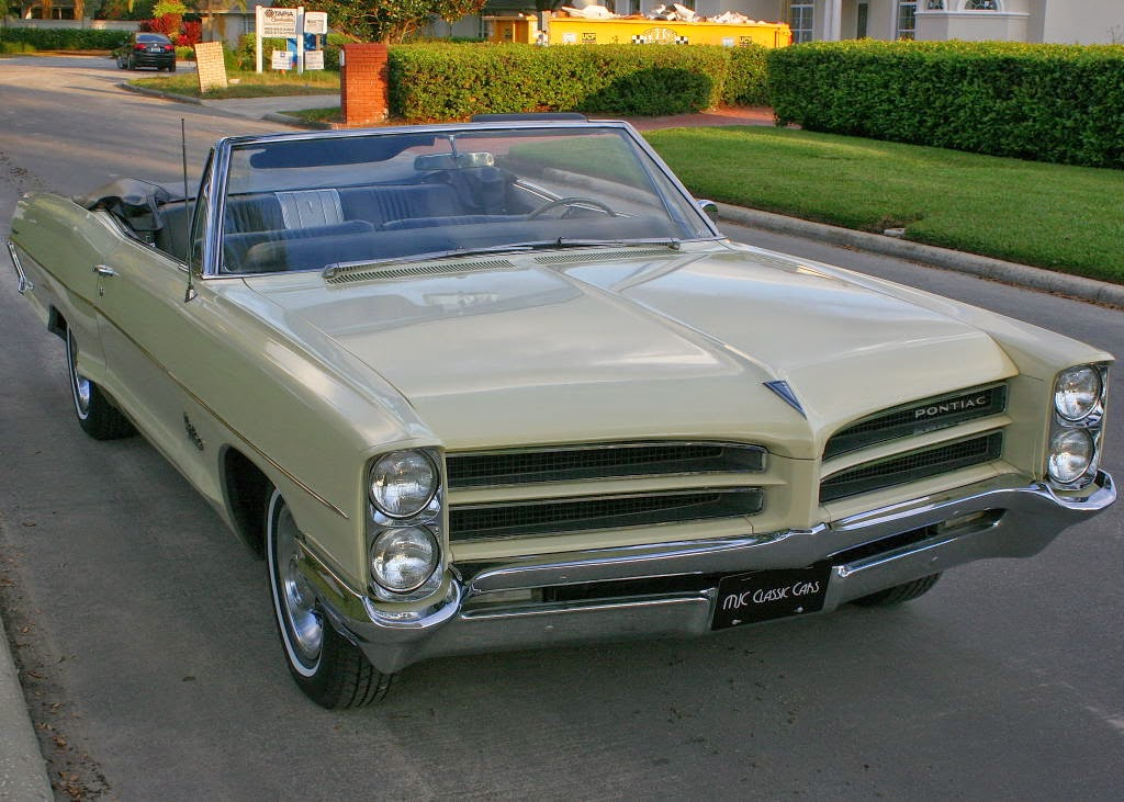 2015 Ford Bronco Price >> All American Classic Cars: 1966 Pontiac Catalina 2-Door ...