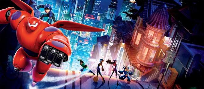 Crítica de la película: Big Hero 6, los superhéroes según Disney