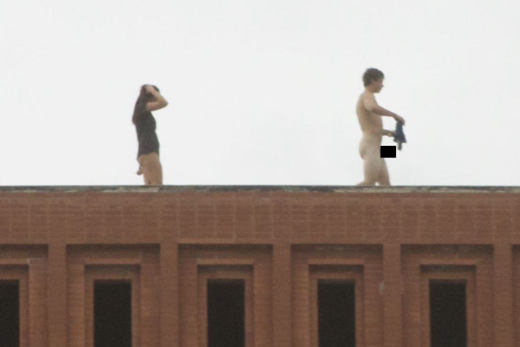 usc students having sex in rooftop