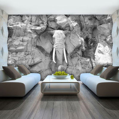 Modern 3d wallpaper murals and designs for living room