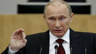 Πολεμικό μήνυμα Πούτιν στις ΗΠΑ: