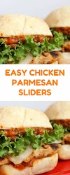 EASY CHICKEN PARMESAN SLIDERS - Longtalepress.com