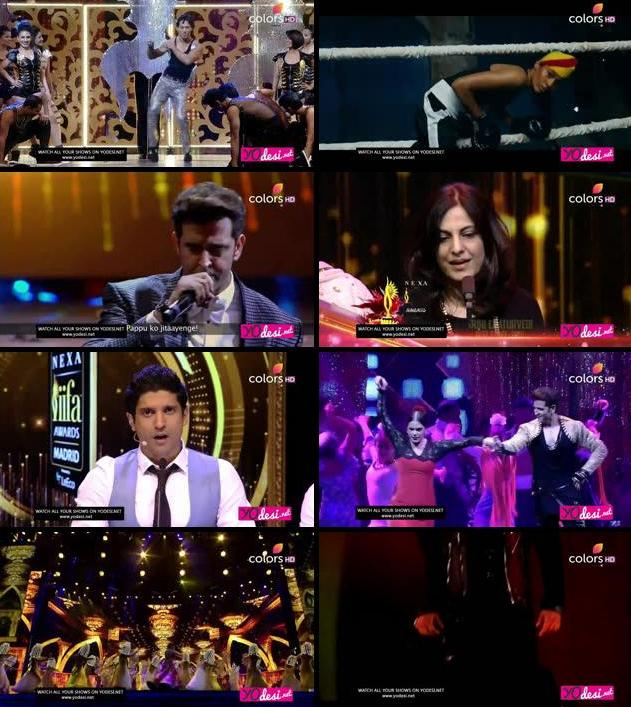 IIFA 2016 Main Event 720p HDTV