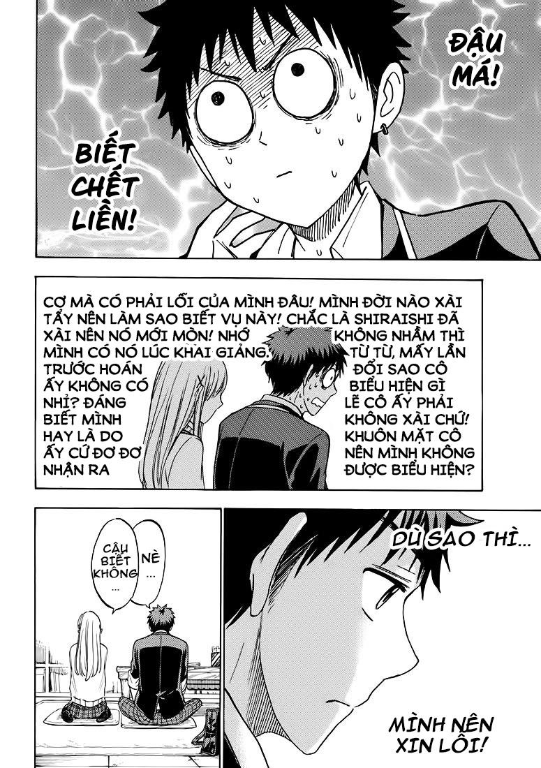 Yamada-kun to 7-nin no majo chap 197 Trang 21 - Mangak.info