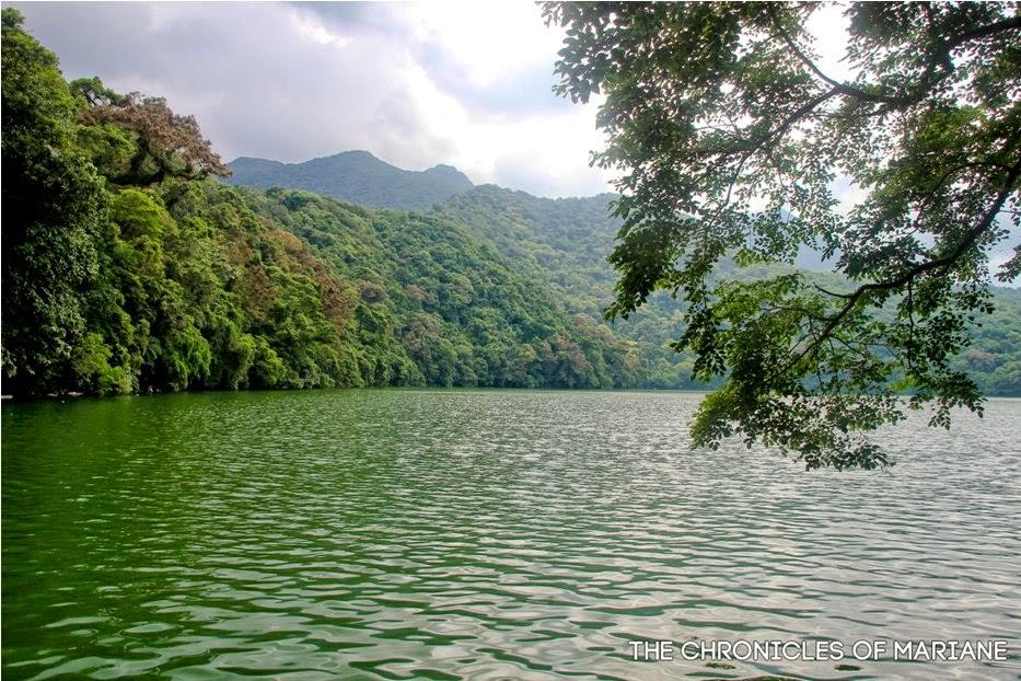 Lake Bulusan sorsogon