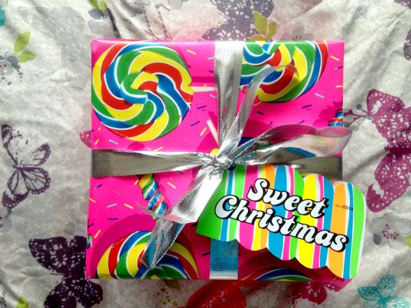 Lush Sweet Christmas Giftset