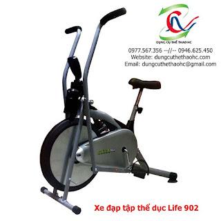 xe đạp tập thể dục trong nhà 902 giá rẻ
