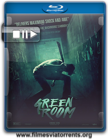 Sala Verde Torrent - BluRay Rip 720p e 1080p Legendado (2015)