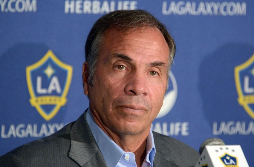 Bruce Arena Resigns As U.S Men's National Team Coach