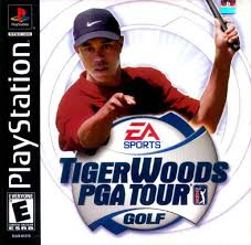 Tiger Woods PGA Tour Golf - PS1 - ISOs Download