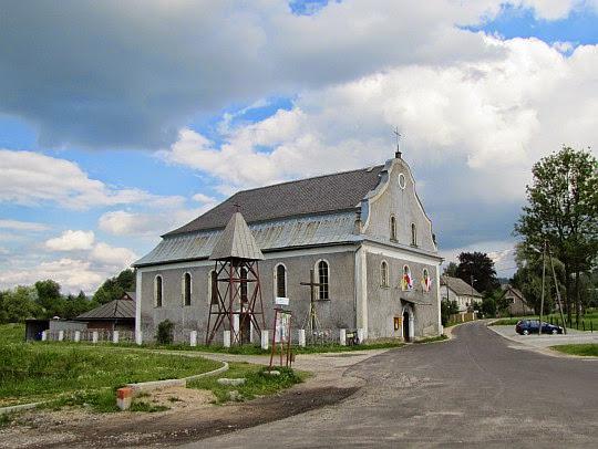 Kościół św. Jana Chrzciciela w Bukowcu (pierwotnie dom modlitw ewangelików) z 1782 roku.