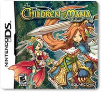 Children of Mana, nds, español, mega