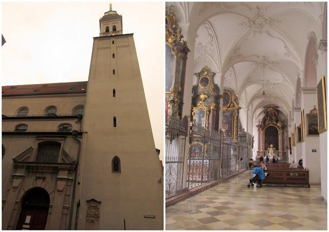 O que ver em Munique Alemanha igrejas