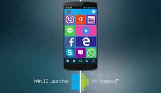 Cara Mengganti Tampilan Android Menjadi Windows 10