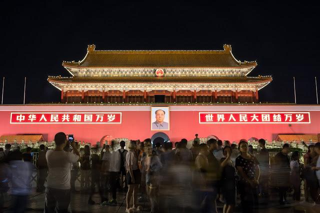 čína, cestování, blog, info, Zakázané město, Forbidden city, historie, stavby,