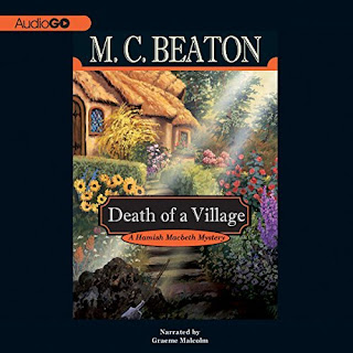 Review: Death of a Village by M. C. Beaton