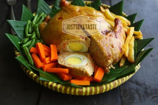 Resep Ayam Kodok JTT