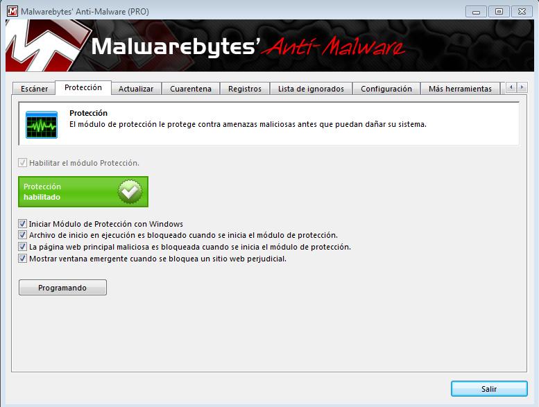malwarebytes scan multiple drives
