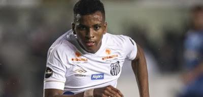 El Santos quiere quedarse con Rodrygo un año mas