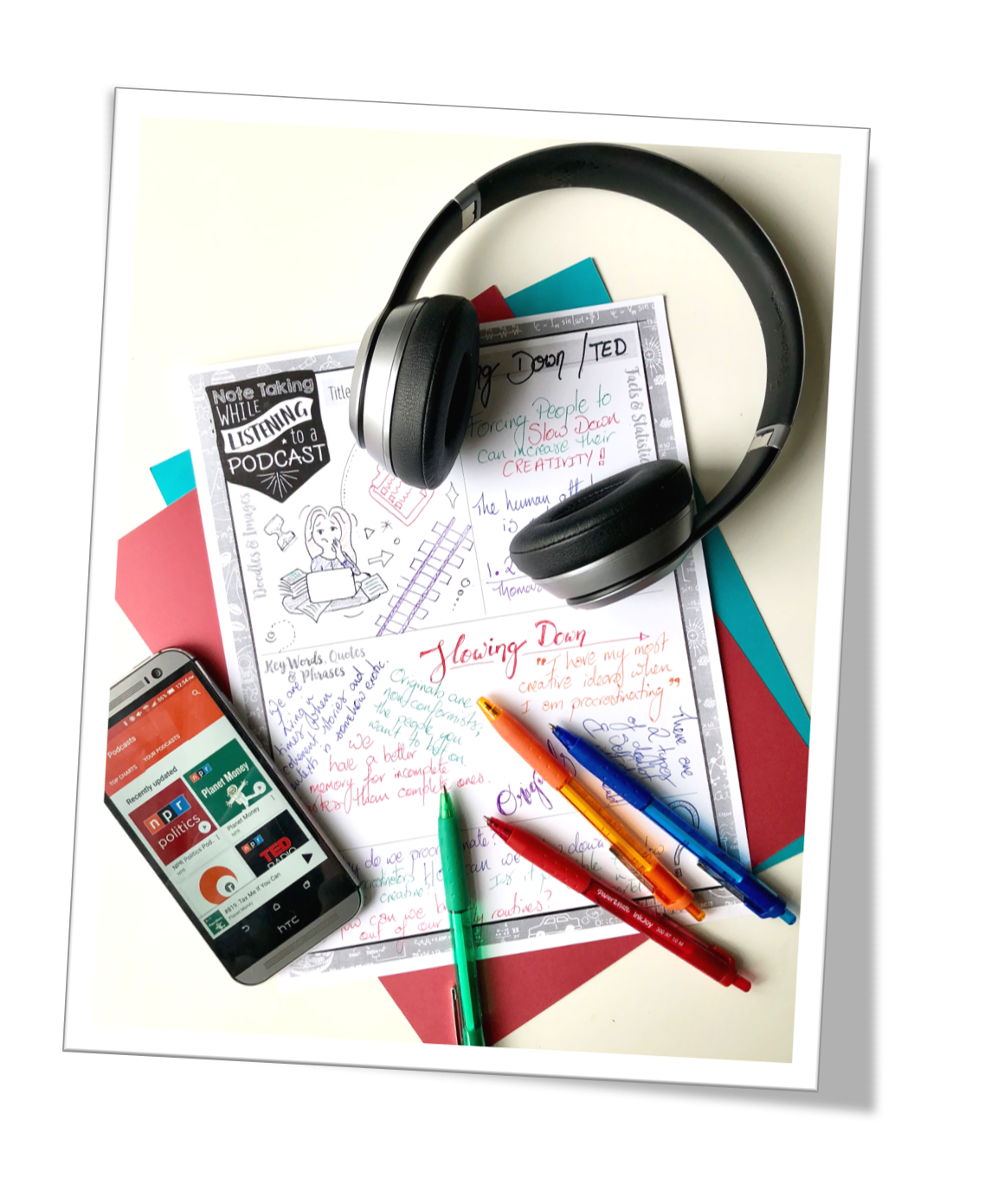 Using Podcasts In The Ela Classroom
