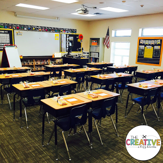 Creative Classroom Idea ~ Learning zone classroom reveal the creative