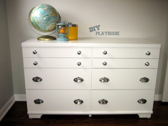 DIY Dresser Tutorial