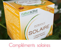 complements solaires Duriance