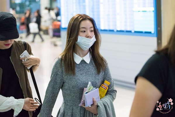 This Idol Reveals Her No Makeup Face Daily K Pop News Latest K