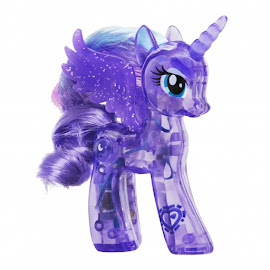 MLP Sparkle Bright Wave 1 Princess Luna Brushable Figure