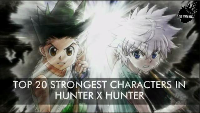 Hunter x hunter, strongest characters, anime series, Yoshihiro Togashi, Hunter x Hunter 2017, hiatus x hiatus, hiatus