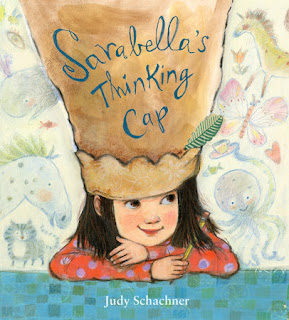 Children book Sarabella's Thinking Cap