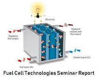 fuel cell technology seminar report