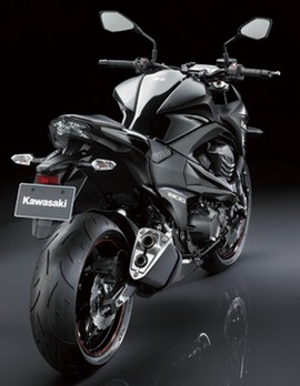 Review Kawasaki Z800