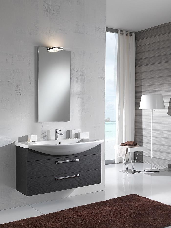 Arredamento Moderno Illuminazione bagno moderno