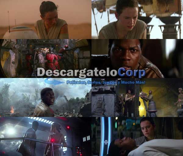 Star Wars 7 El Despertar de la Fuerza DVDRip Latino