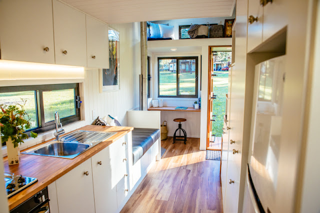 Designer Eco Tiny Homes