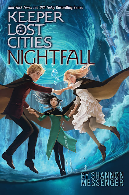Who wants to see the shiny NIGHTFALL cover????????