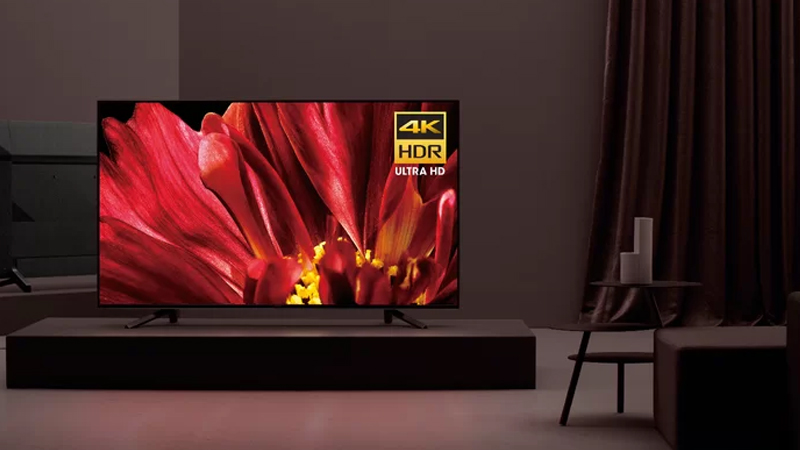 sony master series 4k tvs