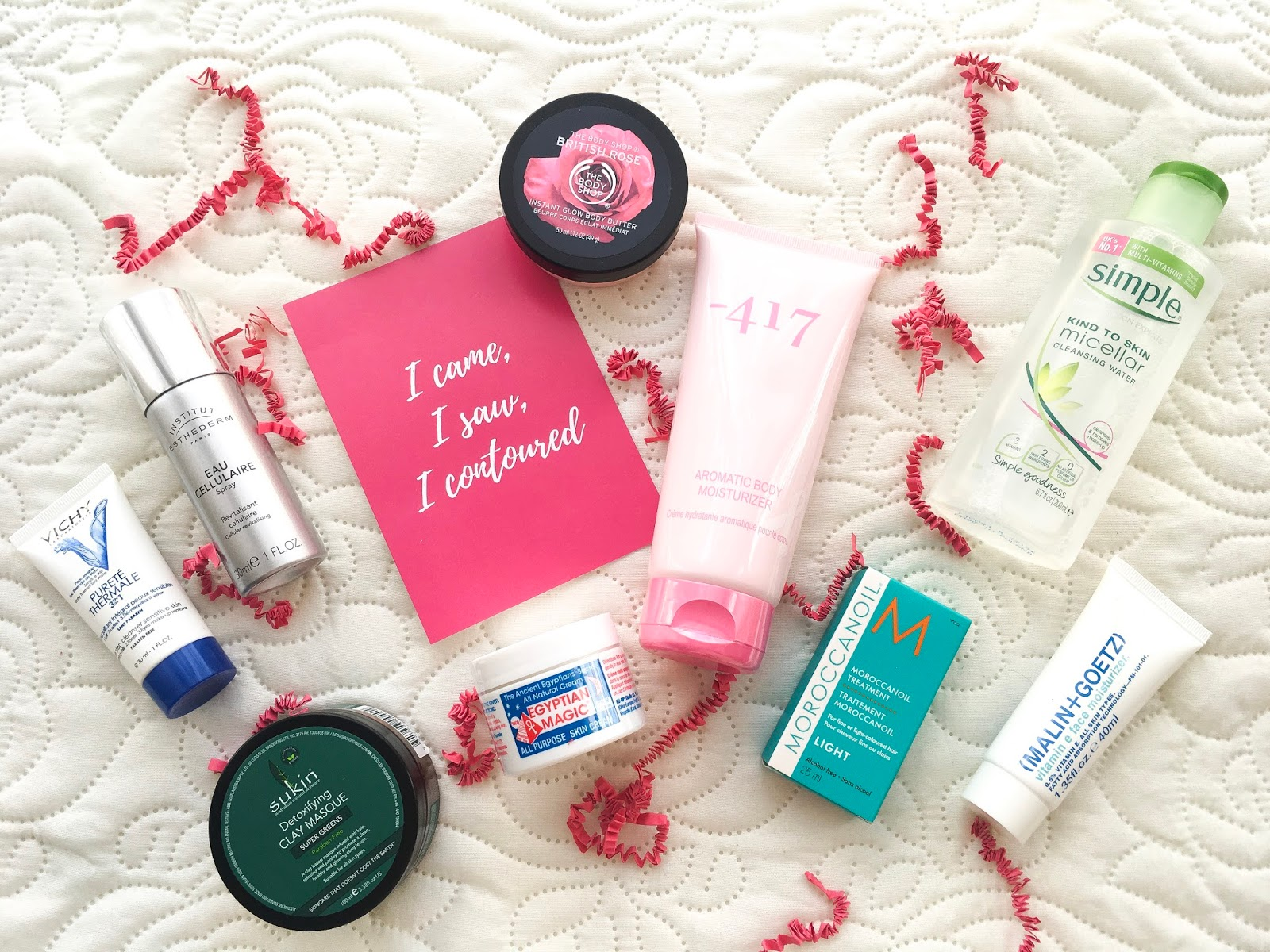 latest in beauty monthly beauty subscription, best beauty subscription, latest in beauty review