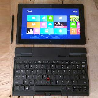 Jual Lenovo ThinkPad Tablet 2 64GB 3G + Wi-Fi