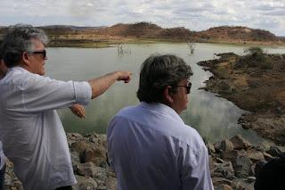 Vazamento não atrasa chegada da água da Transposição à PB, garante secretário