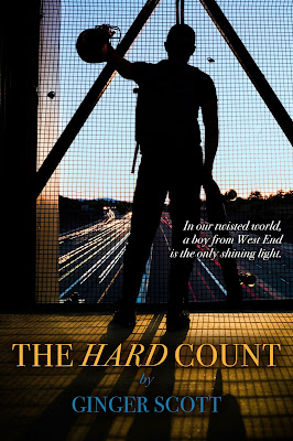 {Cover Reveal and Excerpt} The Hard Count by Ginger Scott